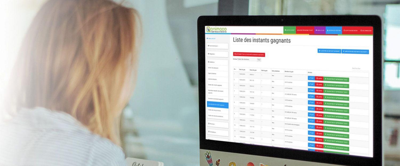 Agence Animaco - plateforme SAAS Gamification