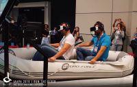 rafting réalité virtuelle
